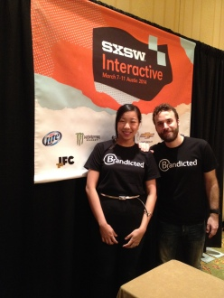 Brandicted at SXSW Release It 2014