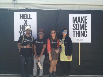 Brandicted SXSW Street Team 2014