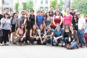 Startupfest Volunteers 2013