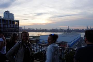 The Ides Rooftop Bar, Wythe Hotel, Brooklyn