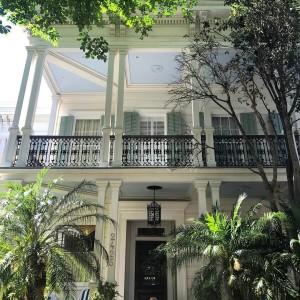 Garden District, New Orleans by Nicole Fu