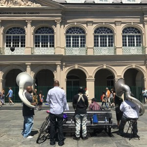 Jazz in Jackson Square, New Orleans