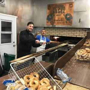 St Viateur Bagel, Mile End, Montreal