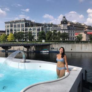 Bota Bota Old Port Montreal Nicole Fu