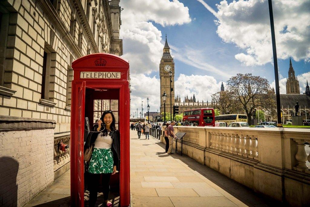Nicole Fu in London