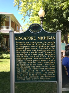 Singapore, Michigan